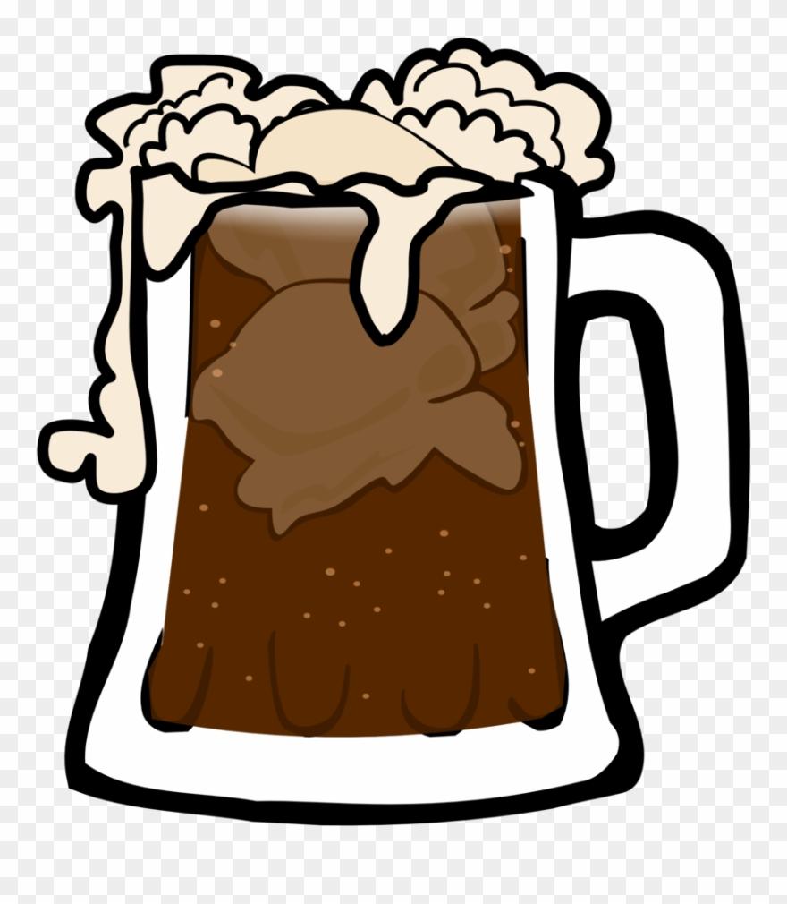 Clipart root beer
