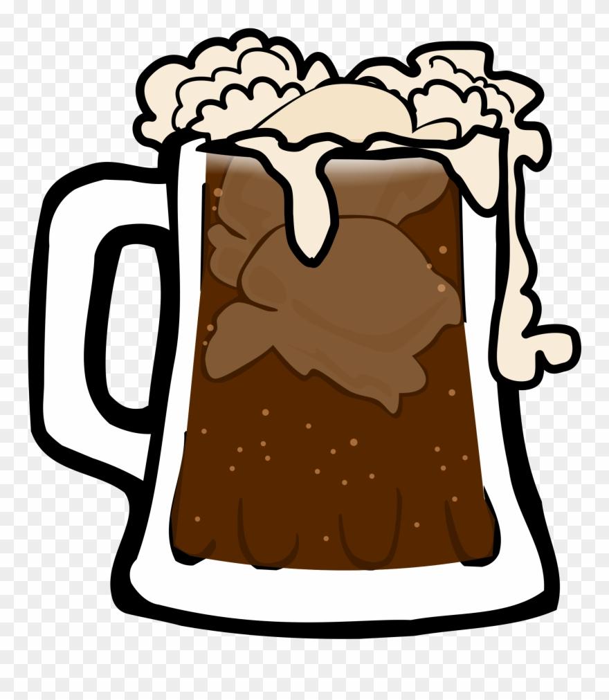 Clipart root beer vector free Beer Clipart Root Beer Float - Png Download (#2762402) - PinClipart vector free