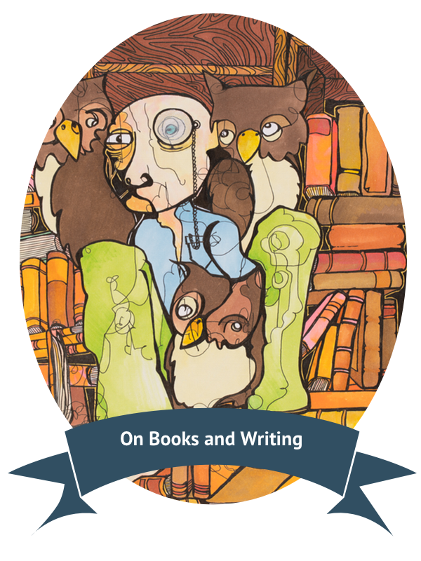 On Books and Writing | Brain Mill Press clip art transparent download