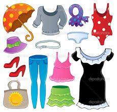Clipart ropa royalty free library ropa interior clipart - Buscar con Google | actividades | Material ... royalty free library