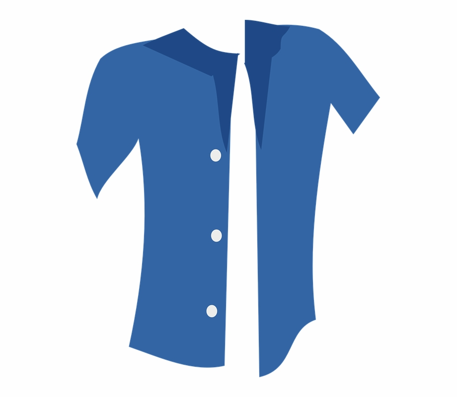 Clipart ropa png royalty free Ropa Vector Png - Shirt With Button Clipart Free PNG Images ... png royalty free