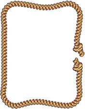 Clipart rope border svg library stock Free rope border clip art | Clipart Panda - Free Clipart Images svg library stock