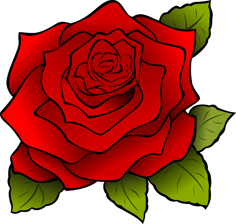 Clipart rosa png free library Free Clipart: Rosa | Rose | Maw png free library