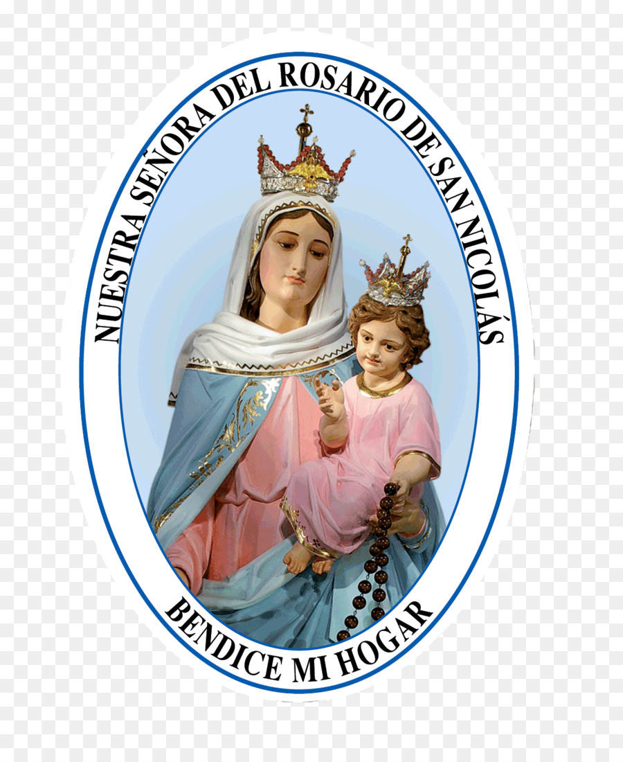 Clipart rosario graphic black and white download virgen del rosario png clipart Mary Our Lady of the Rosary of San ... graphic black and white download