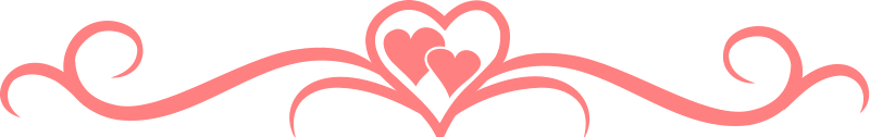 Clipart row of hearts free stock Heart Graphics and Animations for Valentine's Day free stock