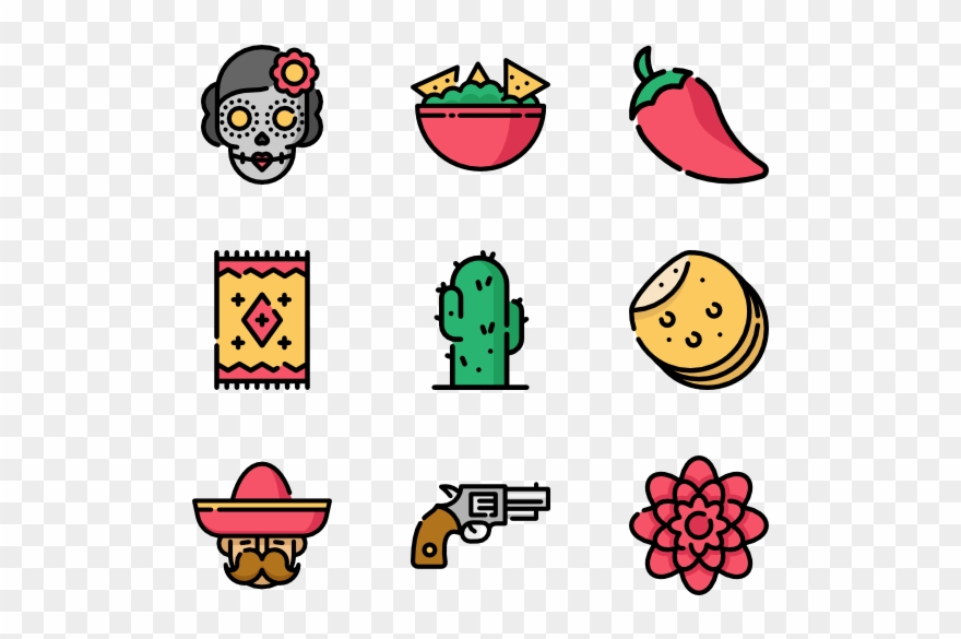 Clipart royalty free vector free download Png Mexican Clipart Royalty Free Stock - Mexico Png Transparent Png ... vector free download