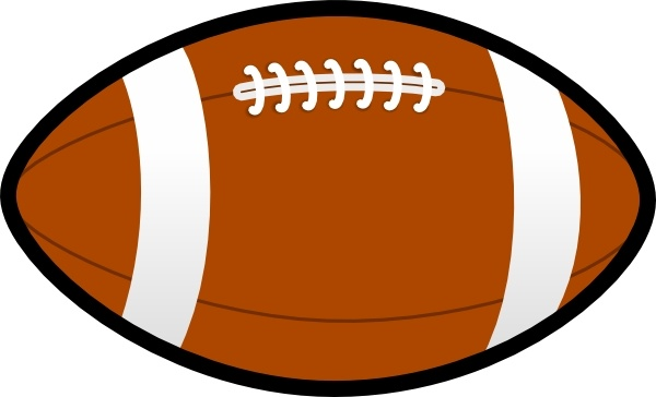 Rugby ball clipart free graphic freeuse download Rugby Ball Football clip art Free vector in Open office drawing svg ... graphic freeuse download