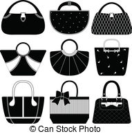 Clipart sac a main clipart black and white Illustrations de Sac. 160 346 images clip art et illustrations ... clipart black and white