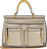 Clipart sac a main jpg freeuse Handbag Clip Art and Illustration. 8,972 handbag clipart vector ... jpg freeuse
