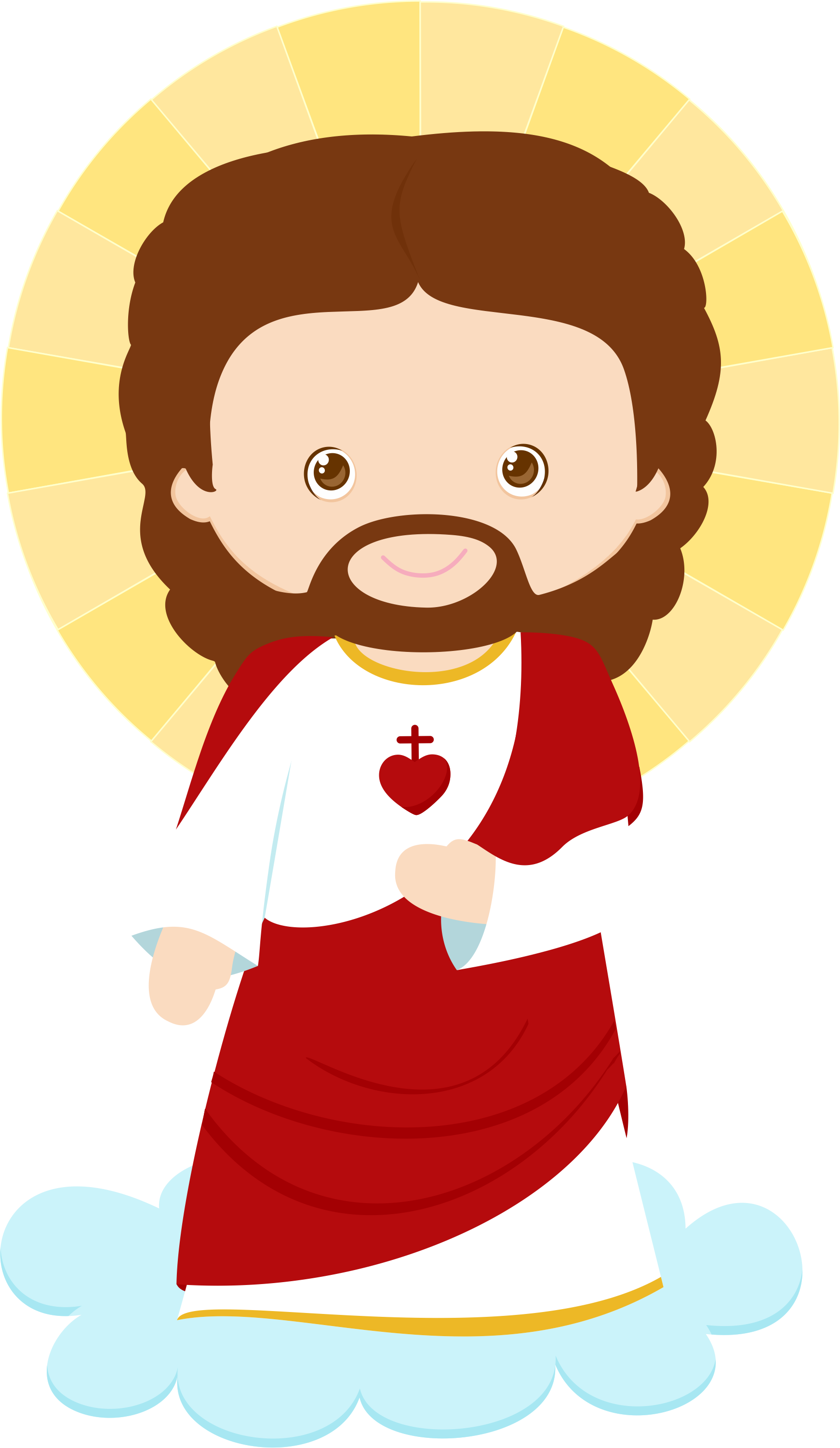 Sacred heart clipart png transparent stock Sagrado Corazón de Jesús | P R O J E C T & M O R E | Pinterest ... png transparent stock