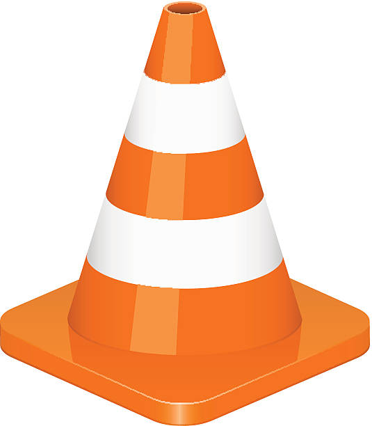 Clipart safety cone svg library stock Safety cone clipart » Clipart Station svg library stock