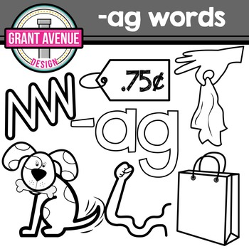 Clipart sag png freeuse Word Family Clipart - \