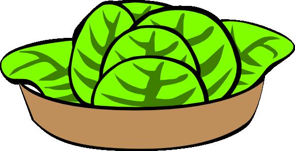 Clipart salad bowl clip free Salad Bowl Clip Art at Clker.com - vector clip art online, royalty ... clip free