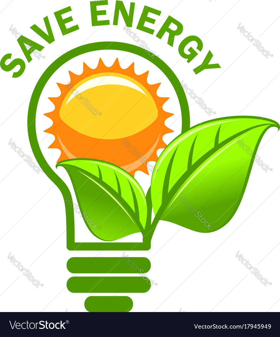 Clipart save energy