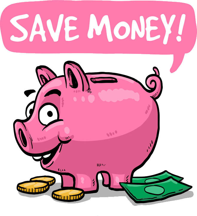 Clipart save money picture free library Money Saving Clip art - Piggy banks 659*722 transprent Png Free ... picture free library
