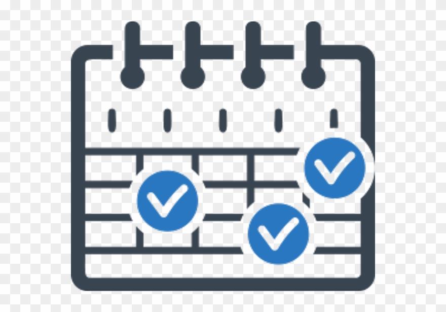 Clipart schedule transparent stock Schedule Png - Work Schedule Icon Clipart (#3482667) - PinClipart transparent stock