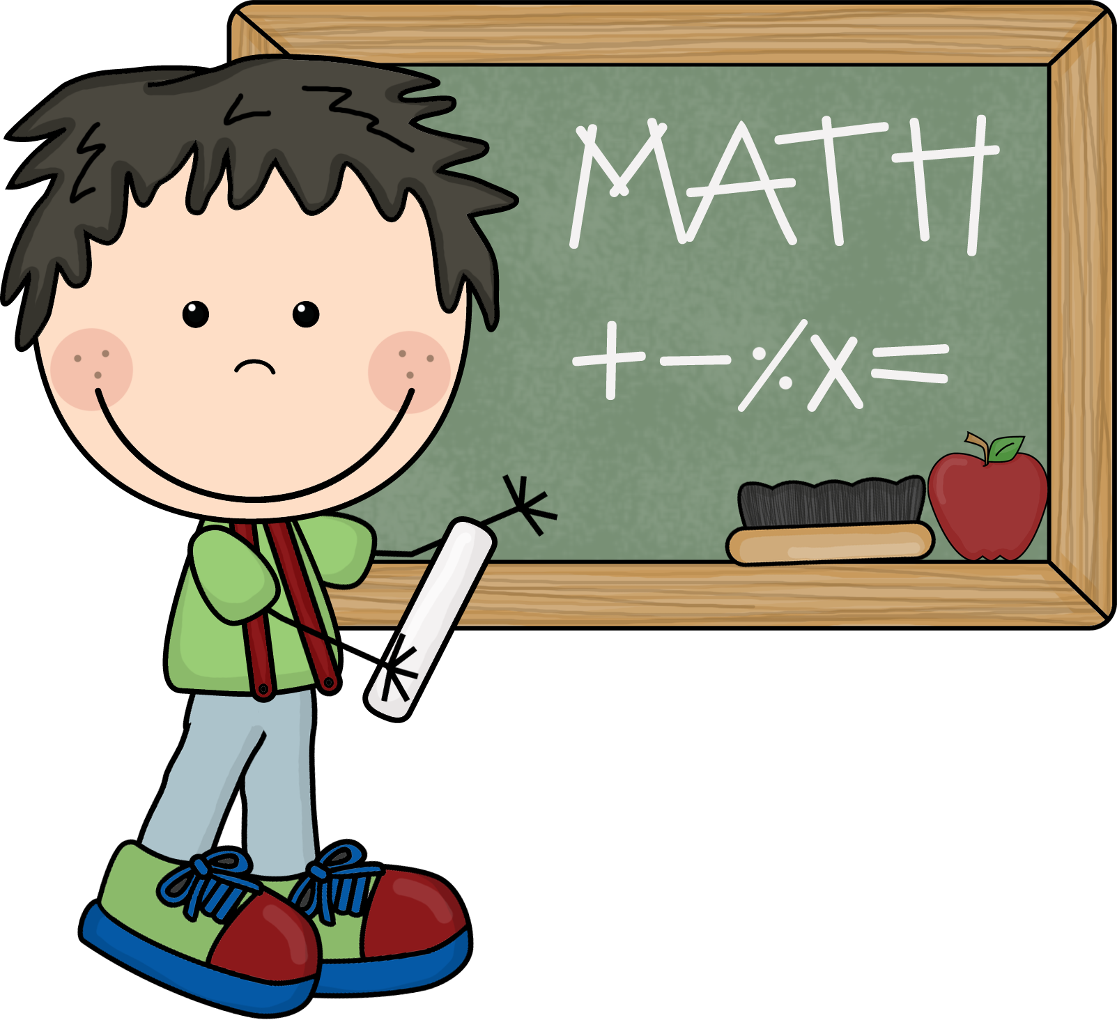 Clipart school clinic vector LovesMath_6.png (1603×1464) | Imprimibles | Pinterest | Clip art ... vector