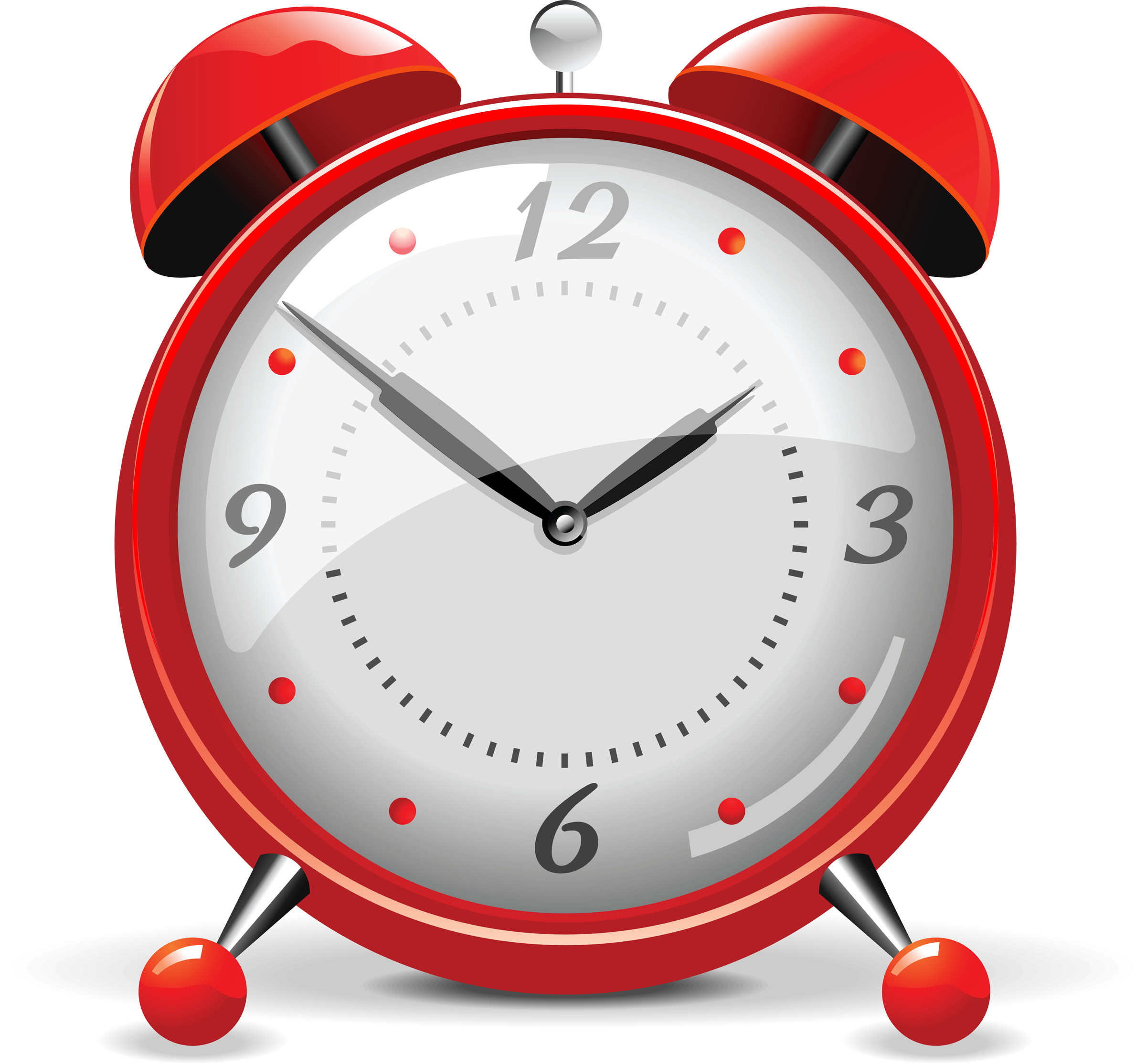 School clock clipart picture free stock Clock Clipart Transparent - 15141 - TransparentPNG picture free stock