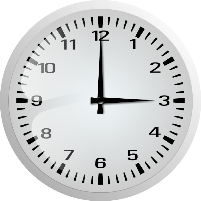 1.MD.3: Tell and write time in hours and half-hours using analog ... svg library