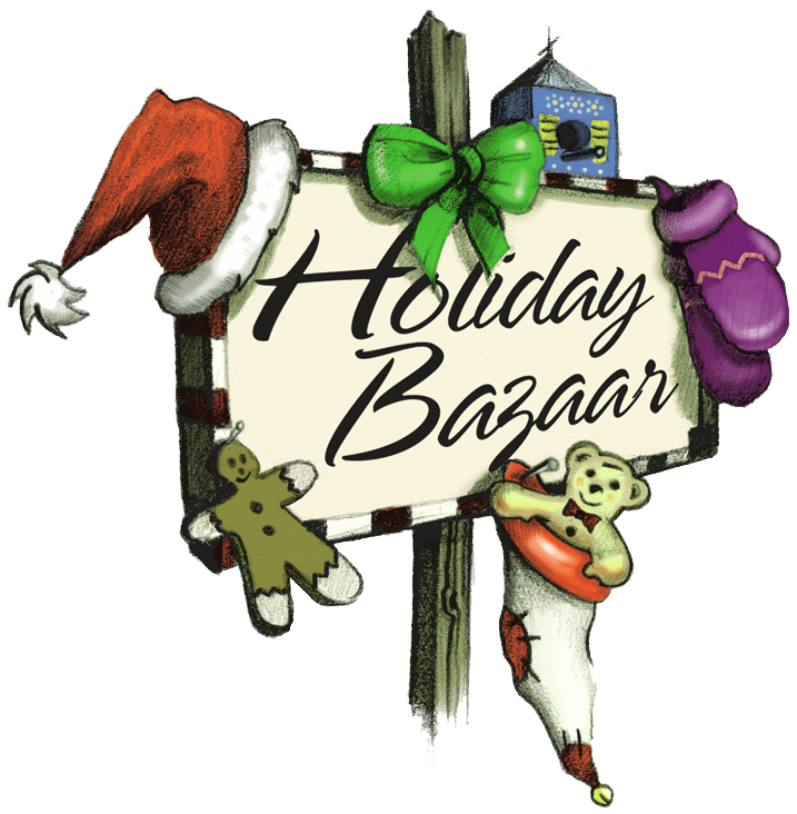School holiday clipart svg transparent Holiday Bazaar » Adelphia Elementary School PTA svg transparent