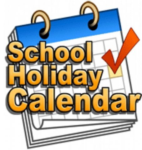 Clipart school holidays 2018 freeuse stock Term dates 2018-19 freeuse stock