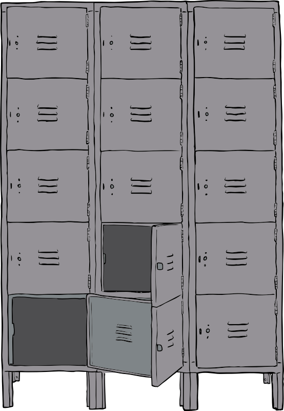 Clipart school lockers clipart free download Clipart - lockers clipart free download