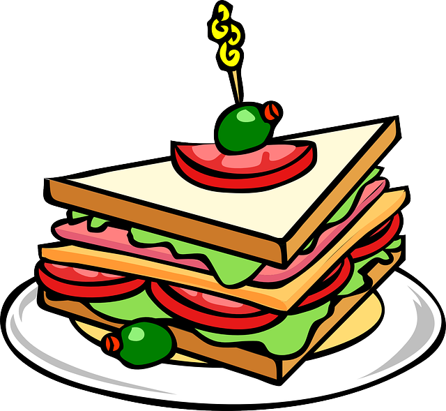 Free school lunch clipart jpg library stock School Lunches 12/8 - The Examiner Newspaper jpg library stock