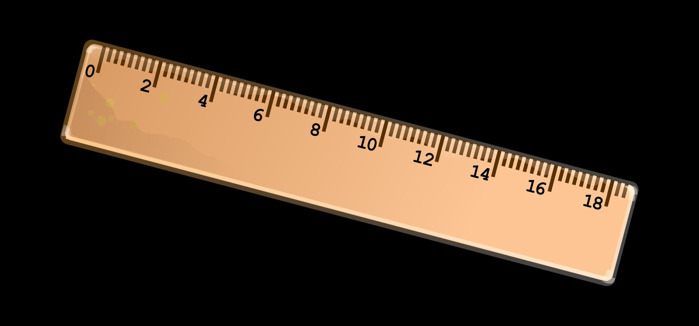 School objects clipart jpg freeuse stock Clipart - Ruler jpg freeuse stock