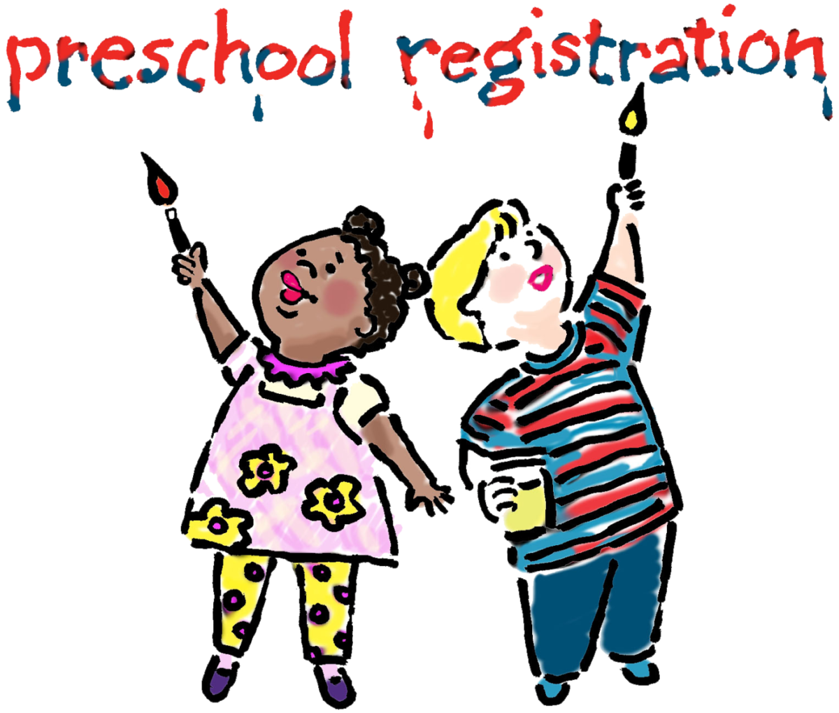 Clipart school register banner library Learning Ladders Preschool Registration for 2017-2018 School Year ... banner library
