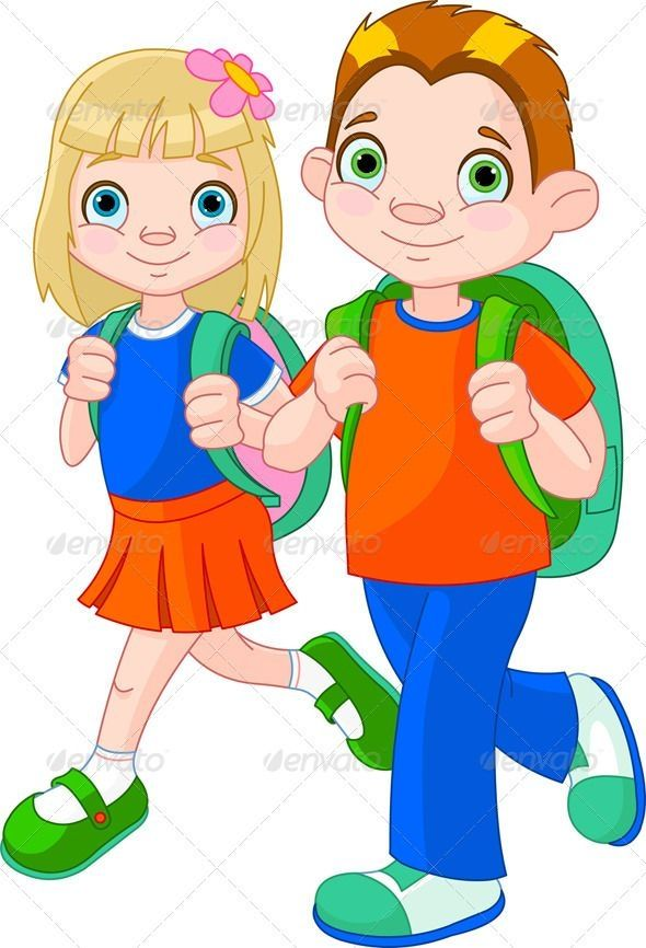 Clipart school students jpg black and white School Student With School Bag Clipart - ClipartXtras download free ... jpg black and white