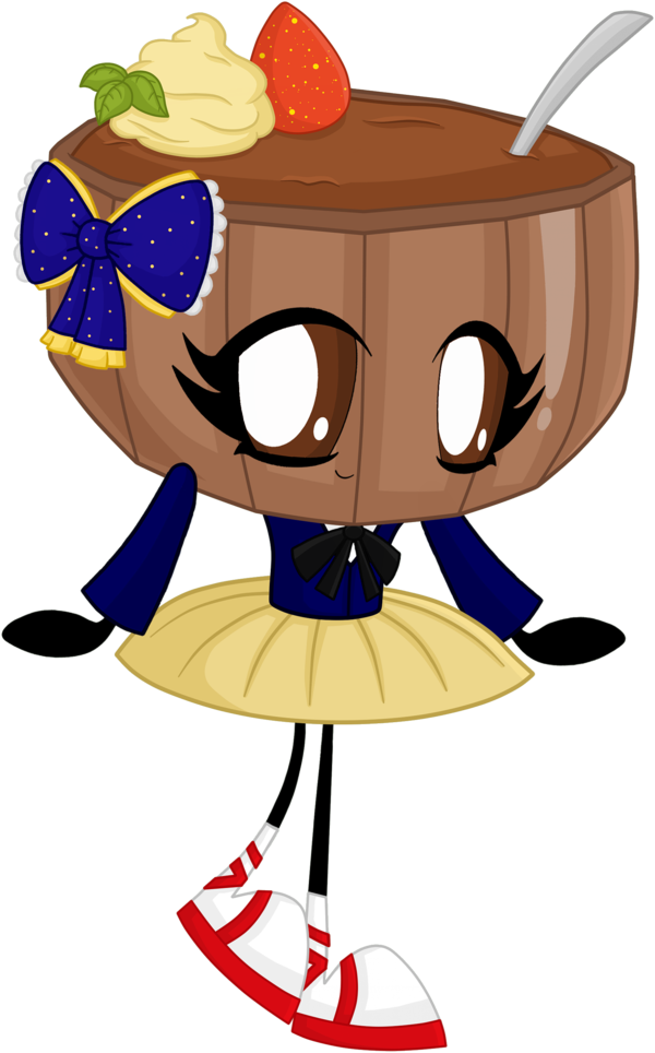 Clipart school uniforms vector royalty free Chocolate Mousse in her Autumn School Uniform by Carol2015 on DeviantArt vector royalty free