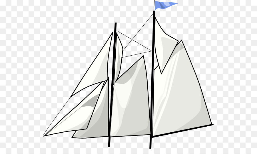 Clipart schooner vector transparent download Schooner clipart 5 » Clipart Station vector transparent download