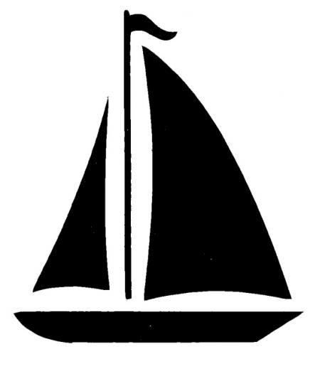Sailbot clipart