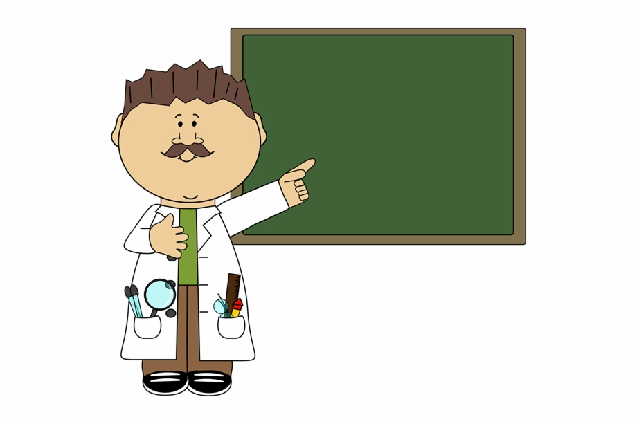Chalkboard kinder graduation clipart vector free download Kindergarten Clipart Chalkboard - Science Teacher Clipart Free PNG ... vector free download
