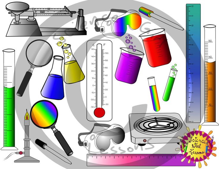 Clipart science tools banner library stock Science tools clipart » Clipart Station banner library stock