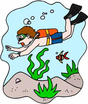 Clipart scuba diving clip art free library Scuba Clipart - Fun Diving Pictures For The Diver In You clip art free library