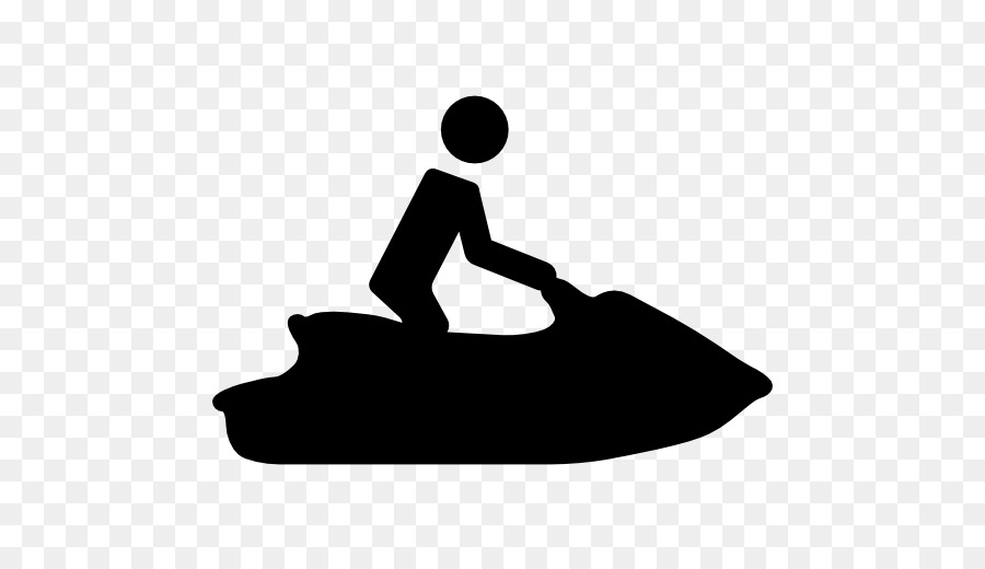 Clipart sea-doo black and white clip art free library Boat Cartoon clipart - Boat, Black, Silhouette, transparent clip art clip art free library
