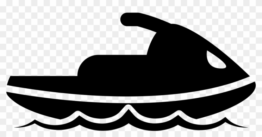 Clipart sea-doo black and white jpg free library Png File Svg - Jet Ski Clip Art, Transparent Png - 980x466 (#975393 ... jpg free library