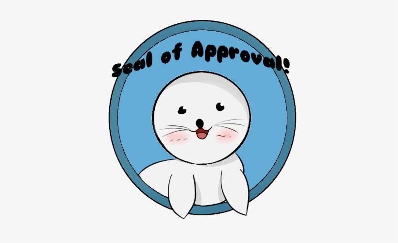 Clipart seal of approval library Seal Of Approval By Pupcakepup-d4s3egv - Clipart Seal Of Approval ... library
