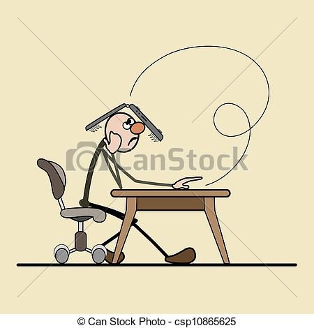 Clipart search not working clip transparent Vector Illustration of not work without rest. even a com - manager ... clip transparent