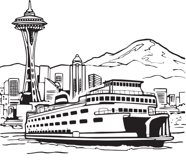 Seattles clipart