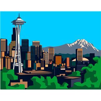 Clipart seattle banner download 13+ Seattle Clip Art   ClipartLook banner download