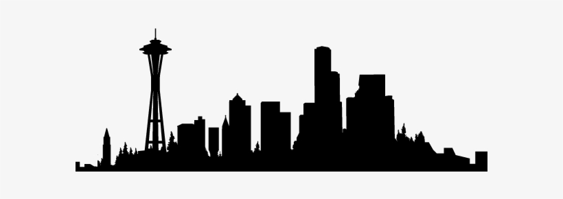 Clipart seattle svg free Download Free png Png Library Seattle Skyline Clipart Seattle PNG ... svg free