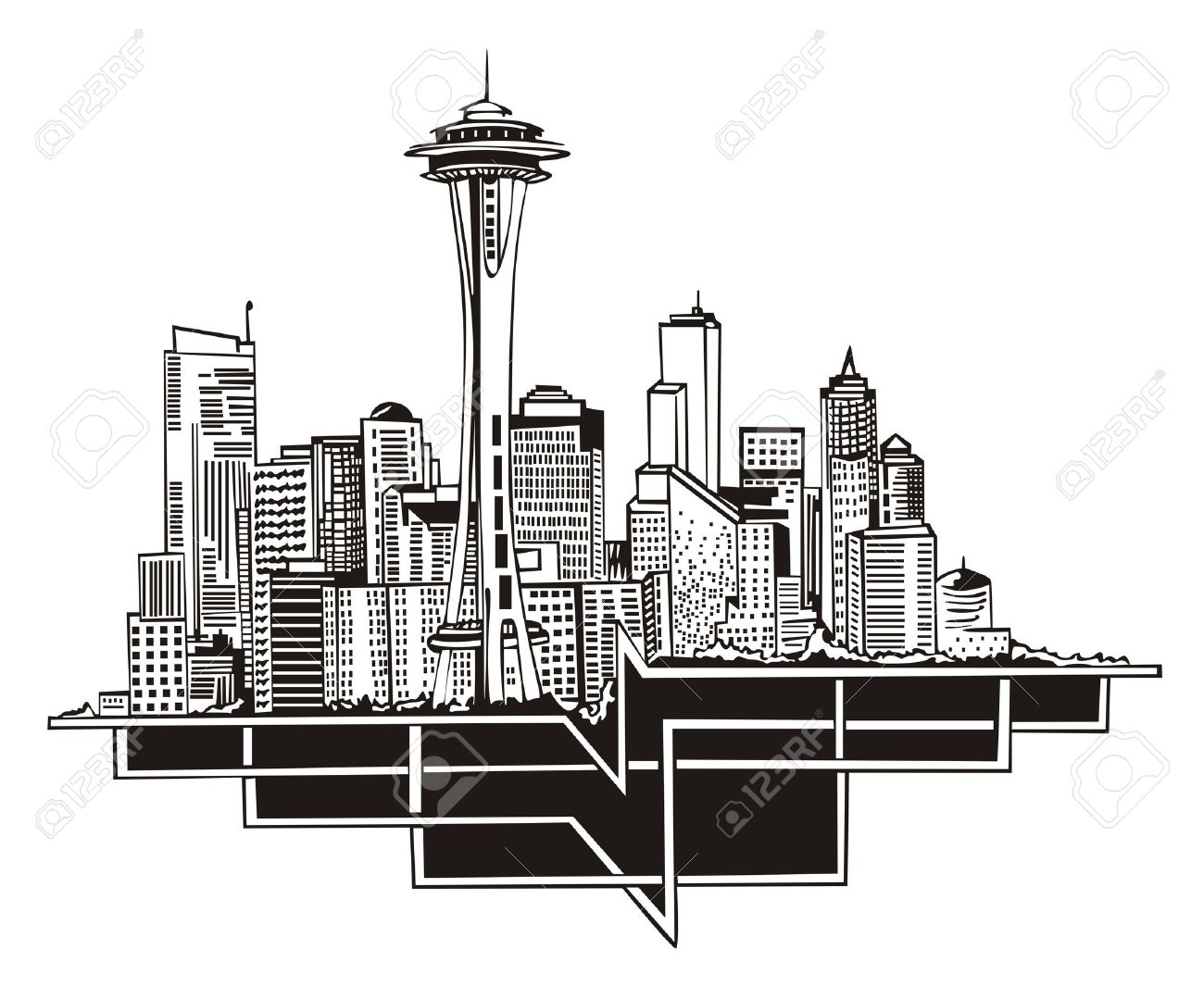 Seattles clipart graphic transparent download 19+ Seattle Clip Art | ClipartLook graphic transparent download