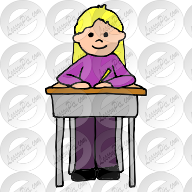 Clipart seatwork jpg transparent Seatwork Picture for Classroom / Therapy Use - Great Seatwork Clipart jpg transparent