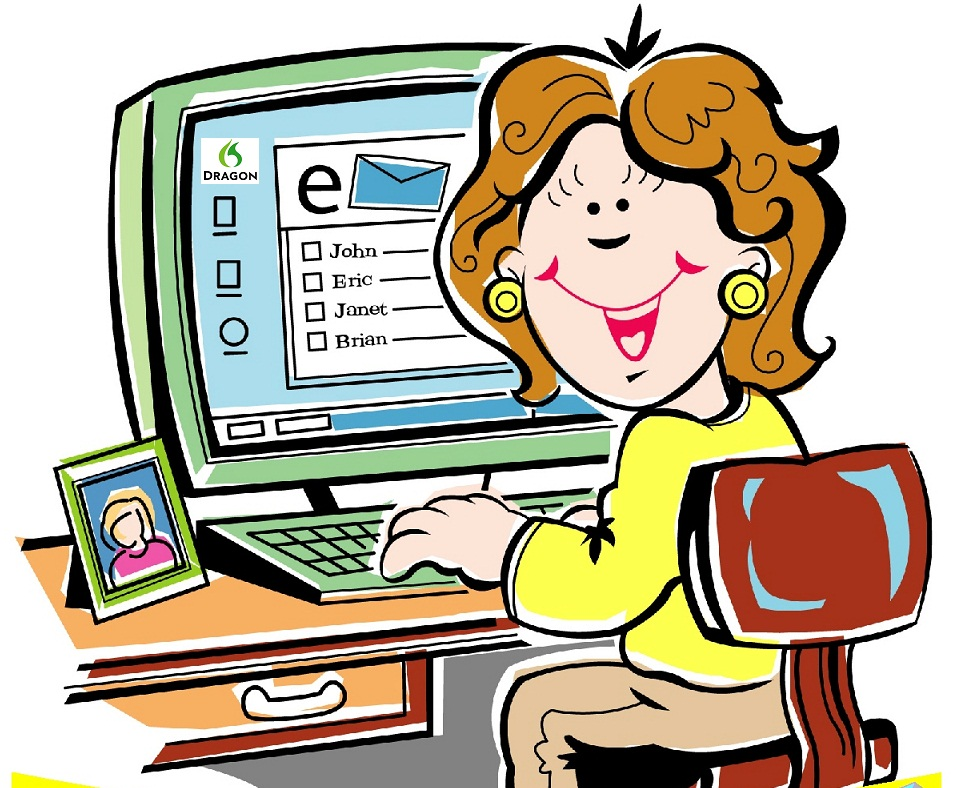 Clipart secretary doing it all clip art black and white library Free Secretary Cliparts, Download Free Clip Art, Free Clip Art on ... clip art black and white library