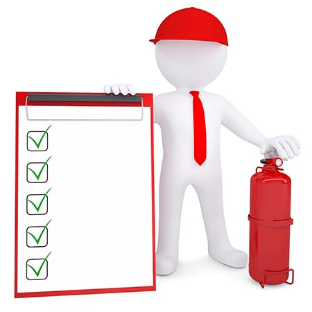 Clipart security and fire safety vector black and white stock Are Your Staff Being Given Enough Fire Safety Training? – 5 Steps To ... vector black and white stock
