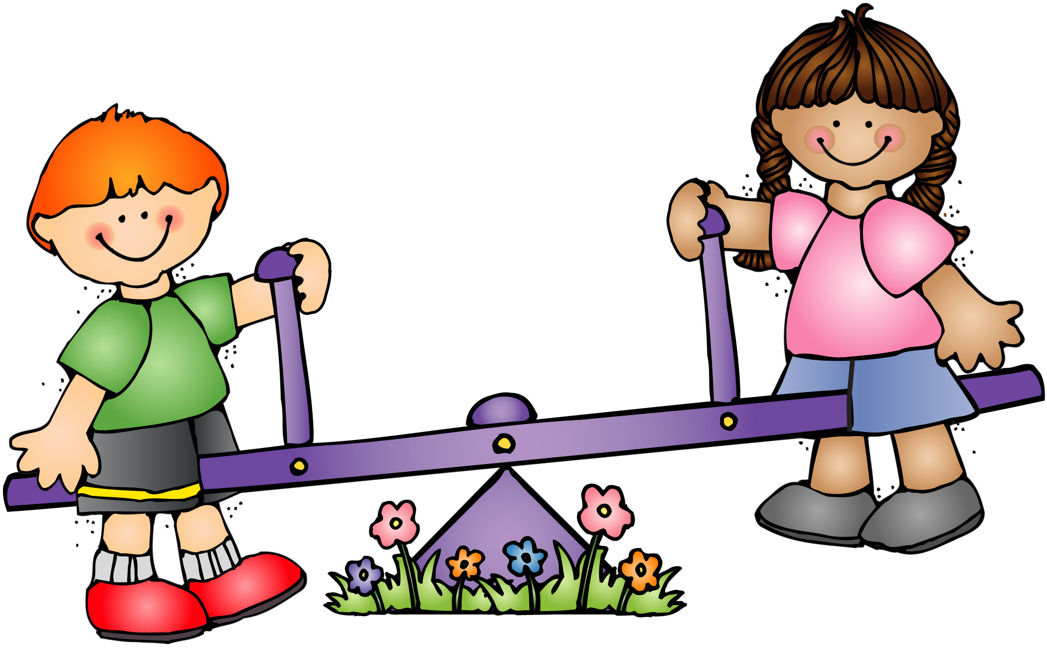 Clipart see saw free stock See Saw clipart free image free stock