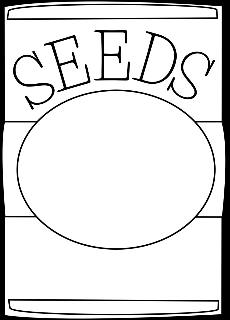 Clipart seed packets banner download seed packet | seed packet clip art | Shannon Featheringill | Flickr banner download