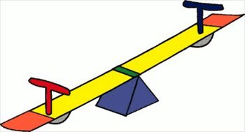 Seasaw clipart stock Clipart seesaw 6 » Clipart Portal stock